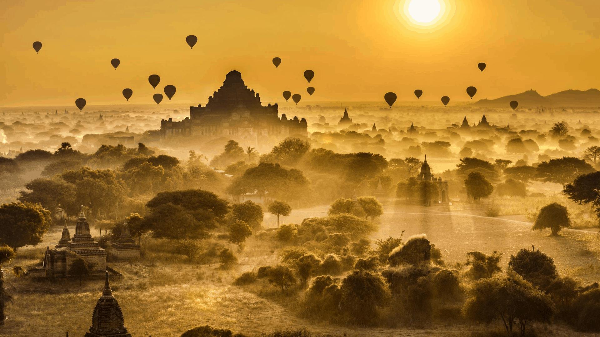 Myanmar - Fundación iO